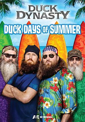 DUCK DYNASTY:DUCK DAYS OF SUMMER BY DUCK DYNASTY (DVD)