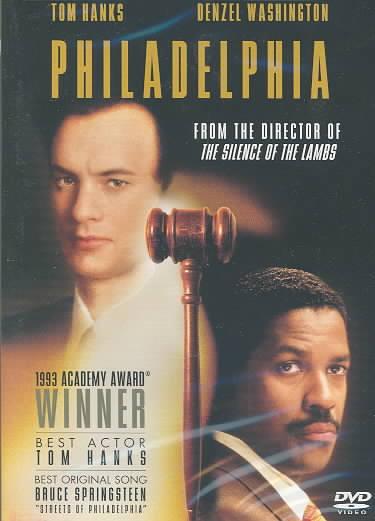 PHILADELPHIA BY HANKS,TOM (DVD)