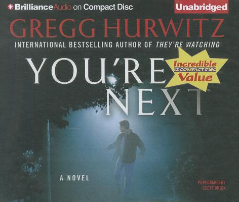 [CD] You're Next By Hurwitz, Gregg/ Brick, Scott (NRT)